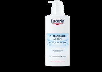 Eucerin AQUAporin ACTIVE osvježavajući gel za tuširanje
