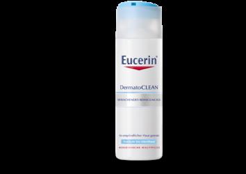 Eucerin DermatoClean gel za čišćenje lica