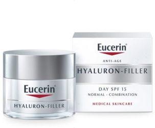 Eucerin Hyaluron-Filler dnevna krema sa SPF 15 i UVA zaštitom