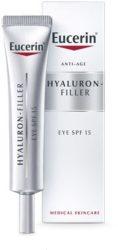 Eucerin Hyaluron-Filler tretman za njegu bora oko očiju s hijaluronskom kiselinom