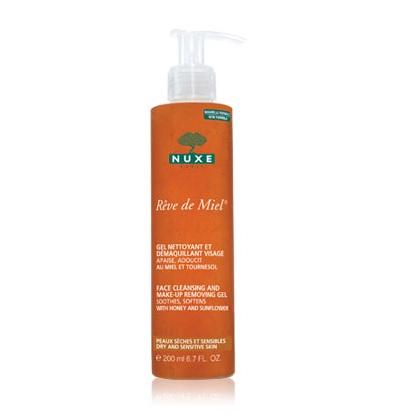 Nuxe Reve de Miel gel za čišćenje lica