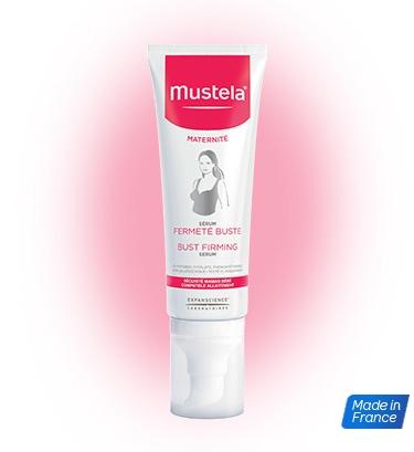 Mustela serum za učvršćivanje grudi