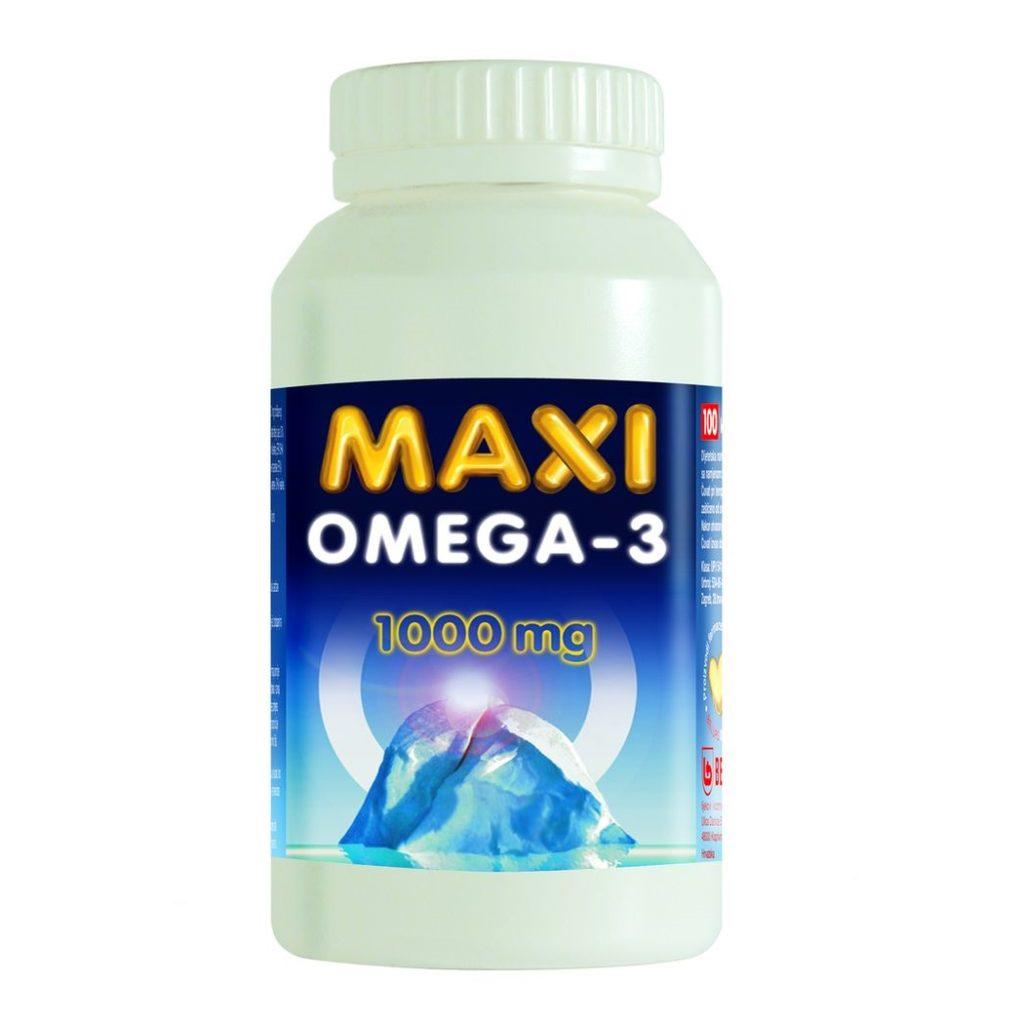 Belupo Maxi Omega-3