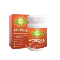 acerola tbl za žvakanje 30 x 180 mg
