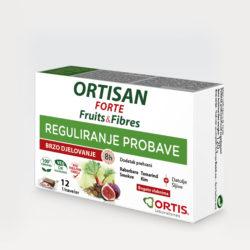Encian Ortisan forte voćne kocke
