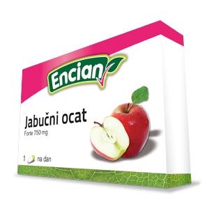 tablete jabučni ocat mršavljenje