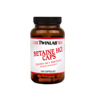 TWL Betaine HCl Caps H350