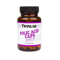 TWL Folic Acid - 100 Capsules H350_0