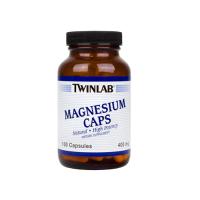 TWL Magnesium - 100 Capsules H350