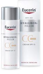 Eucerin Hyaluron-Filler CC krema