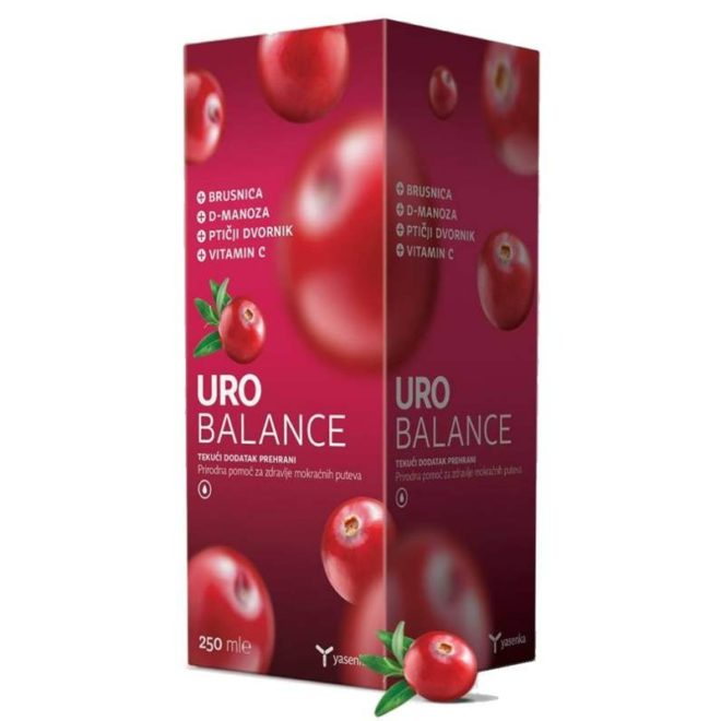 Yasenka Uro Balance