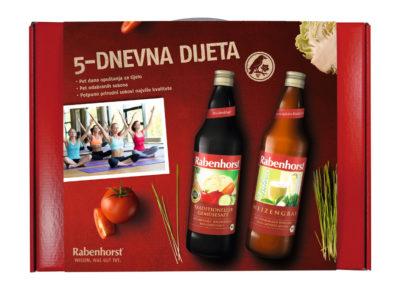 rabenhorst 5dnevna dijeta