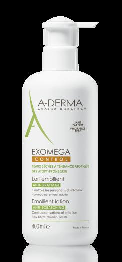 A-Derma Exomega Control emolijentno mlijeko