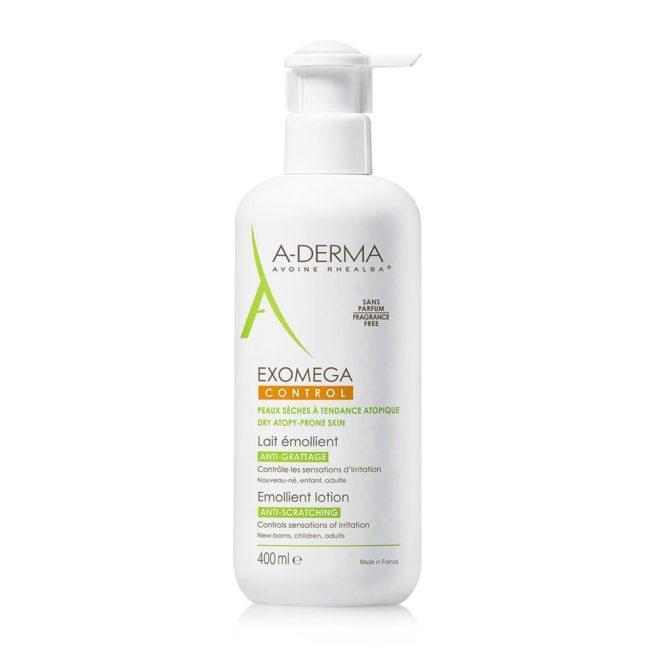 A-Derma Exomega Control emolijentno mlijeko 400 ml