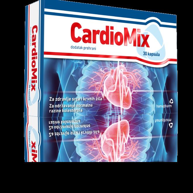 CardioMix kapsule
