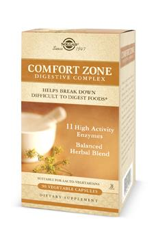 Solgar Comfort Zone Digestive Complex kapsule