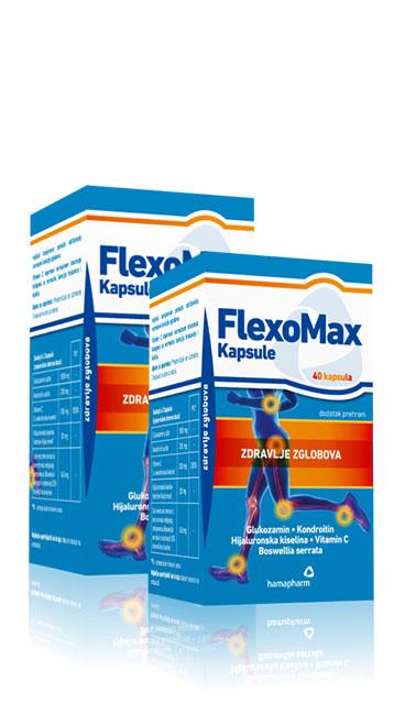 Hamapharm FlexoMax kapsule