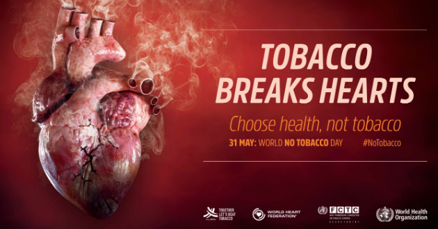 Svjetski dan borbe protiv pušenja