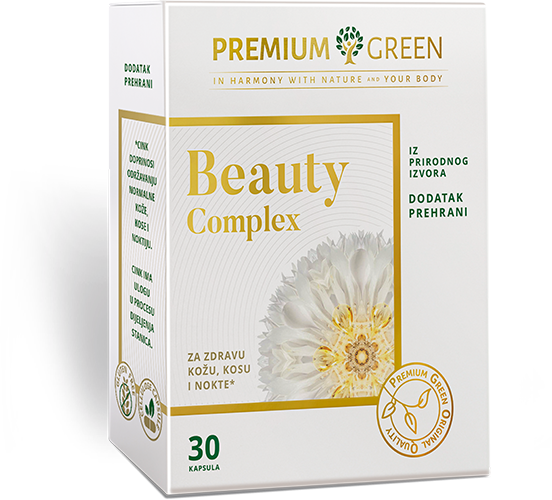 premium green beauty complex