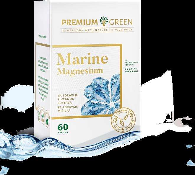 Premium Green Marine Magnesium