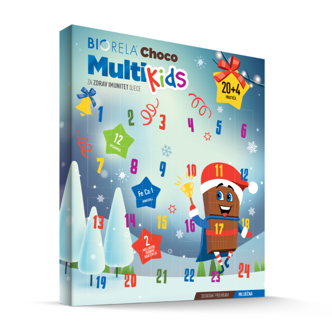 multikids ADVENTSKI 3D