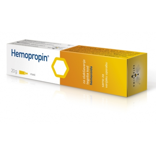 Apipharma Hemopropin mast