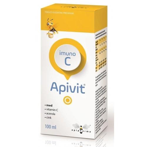 apipharma apivit imuno c 100 ml
