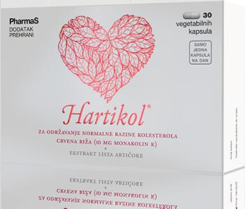 PharmaS Hartikol 2+1 gratis