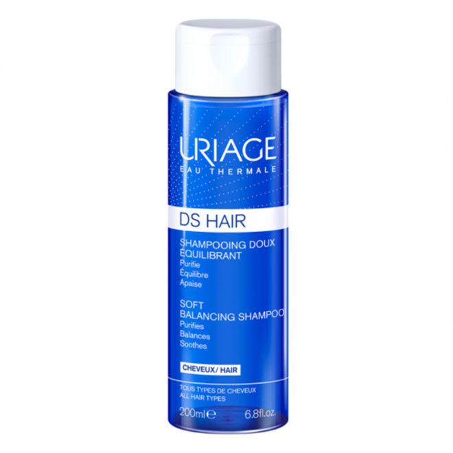 Uriage DS HAIR Nježan šampon za uravnoteživanje vlasišta 200 ml