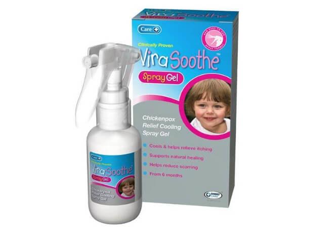 Virasoothe sprej gel 60 ml