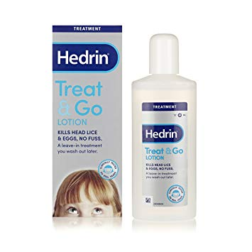 Hedrin Treat and Go losion 50 ml