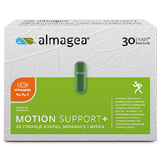 Almagea MOTION SUPPORT+ kapsule