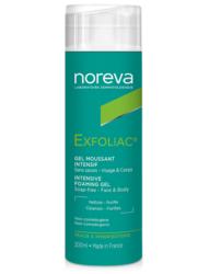 Noreva Exfoliac intenzivni pjenasti gel