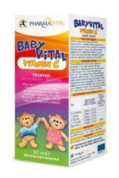 PharmaVital BabyVital VITAMIN C kapi