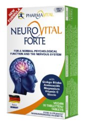 PharmaVital Neurovital Forte tablete