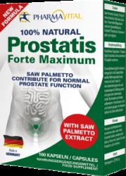 PharmaVital PROSTATIS FORTE MAXIMUM kapsule