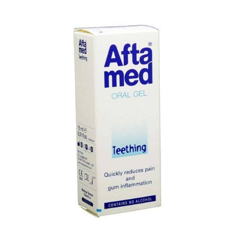 Aftamed Teething gel