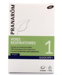 Pranarom Oleocaps 1