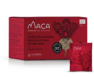 Bioandina Premium prah aktivirane crvene mace