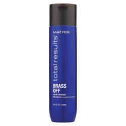 Matrix Total Results Brass Off šampon
