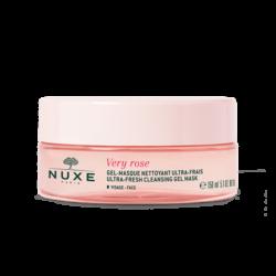 Nuxe Very Rose iznimno osvježavajuća gel-maska za čišćenje