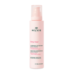 Nuxe Very Rose kremasto mlijeko za uklanjanje šminke