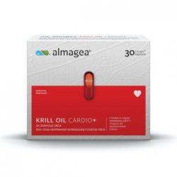 Almagea Krill Oil Cardio+ kapsule