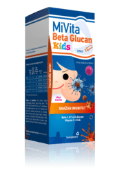 Hamapharm MiVita Beta Glucan Kids
