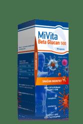 Hamapharm Mivita Beta Glucan 500