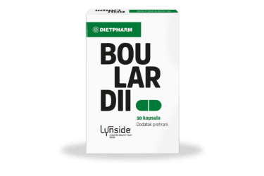 Dietpharm Boulardii kapsule