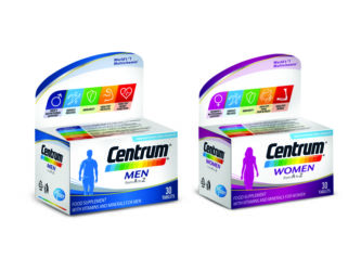 Centrum Women + Centrum Men tablete