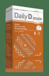 Hamapharm Daily D 4000 IU kapsule