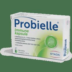 Probielle Immune kapsule