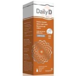 Hamapharm Daily D 4000 IU D3 sprej za odrasle